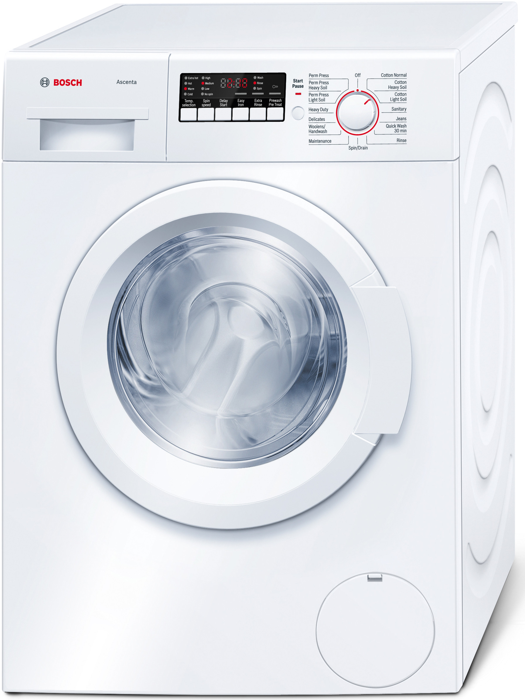 Wap24200uc 24 Inch Front Load Washer