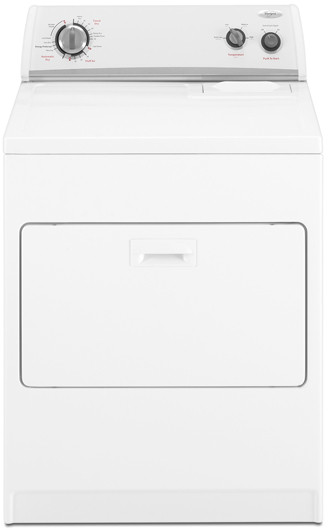 Whirlpool WED5200VQ 29 Inch Electric Dryer with 7.0 cu. ft. Capacity on