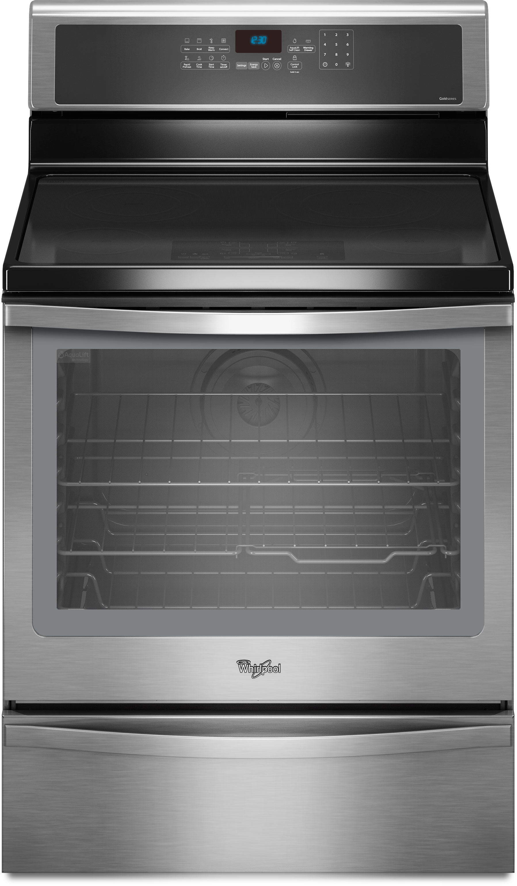 30 Inch Freestanding Induction Range