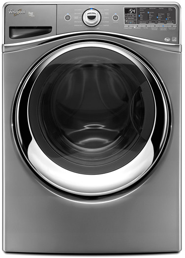 Whirlpool Wfw94heac 4 3 Cu Ft Front Load Washer With 12