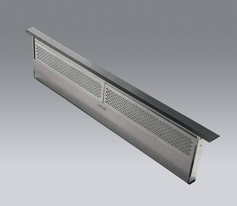 Wolf DD45 45 Inch Downdraft Ventilation System with 3-Speed