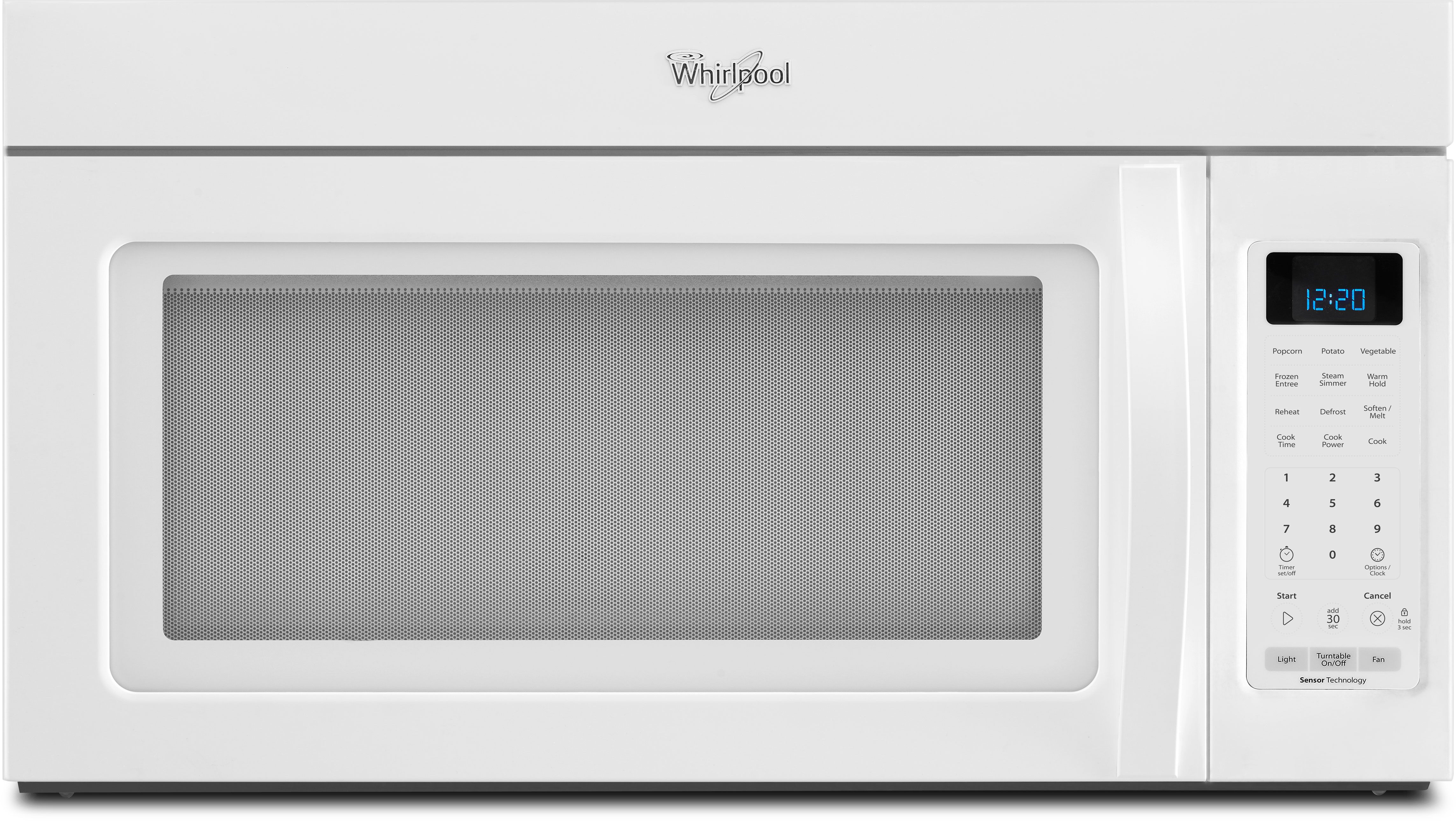 Whirlpool white ice over the range microwave - Whirlpool White Ice Over The Range Microwave 50