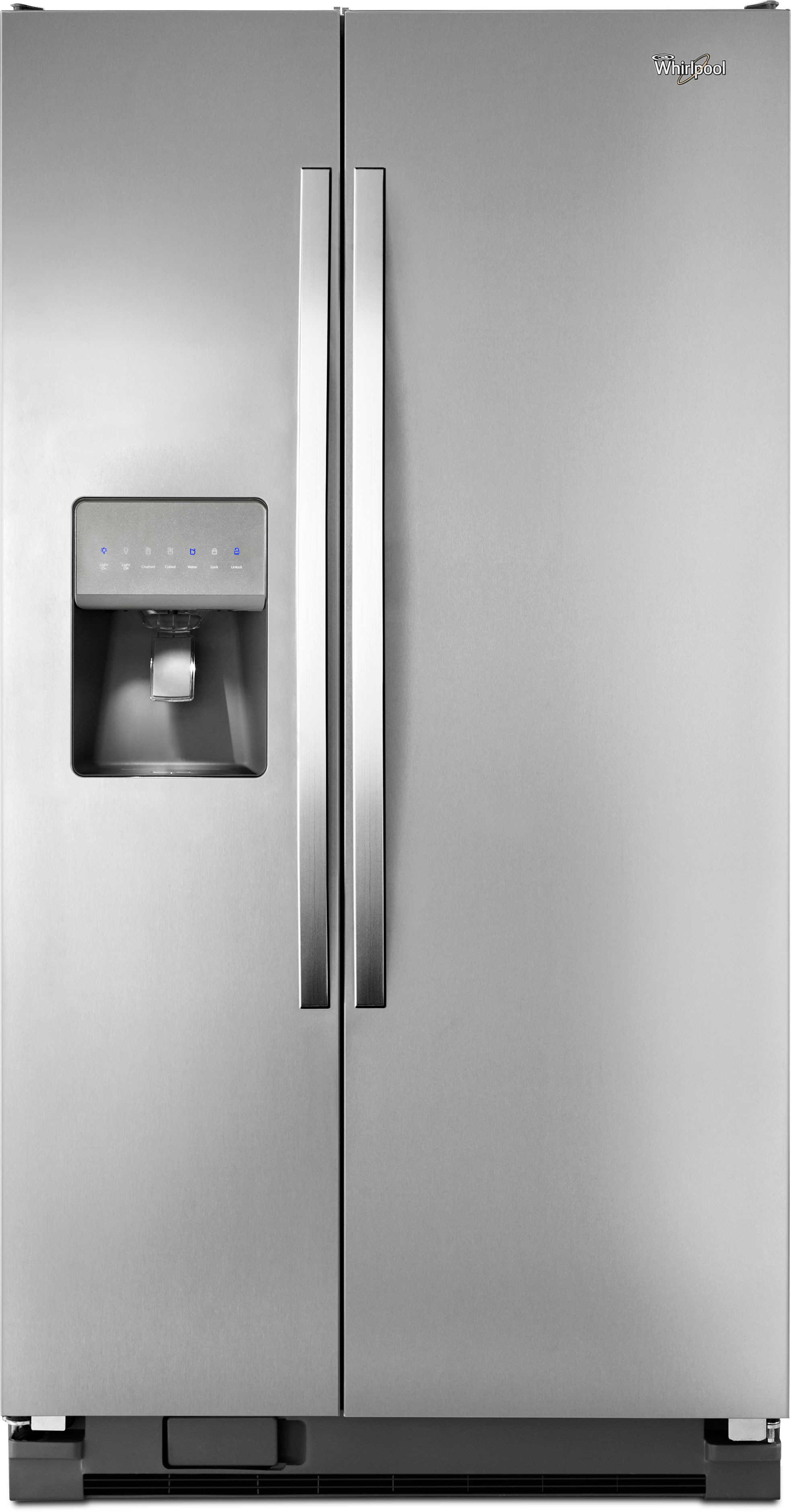 Ge 30 inch side by side white refrigerator - Ge 30 Inch Side By Side White Refrigerator 6