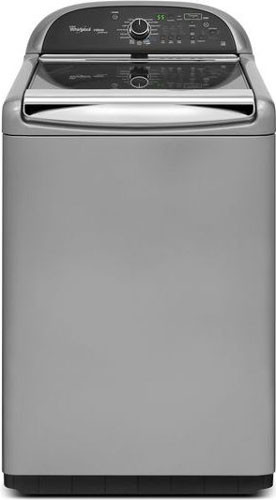 Whirlpool Wtw8900bc 27 Inch Top Load Washer With 4 8 Cu