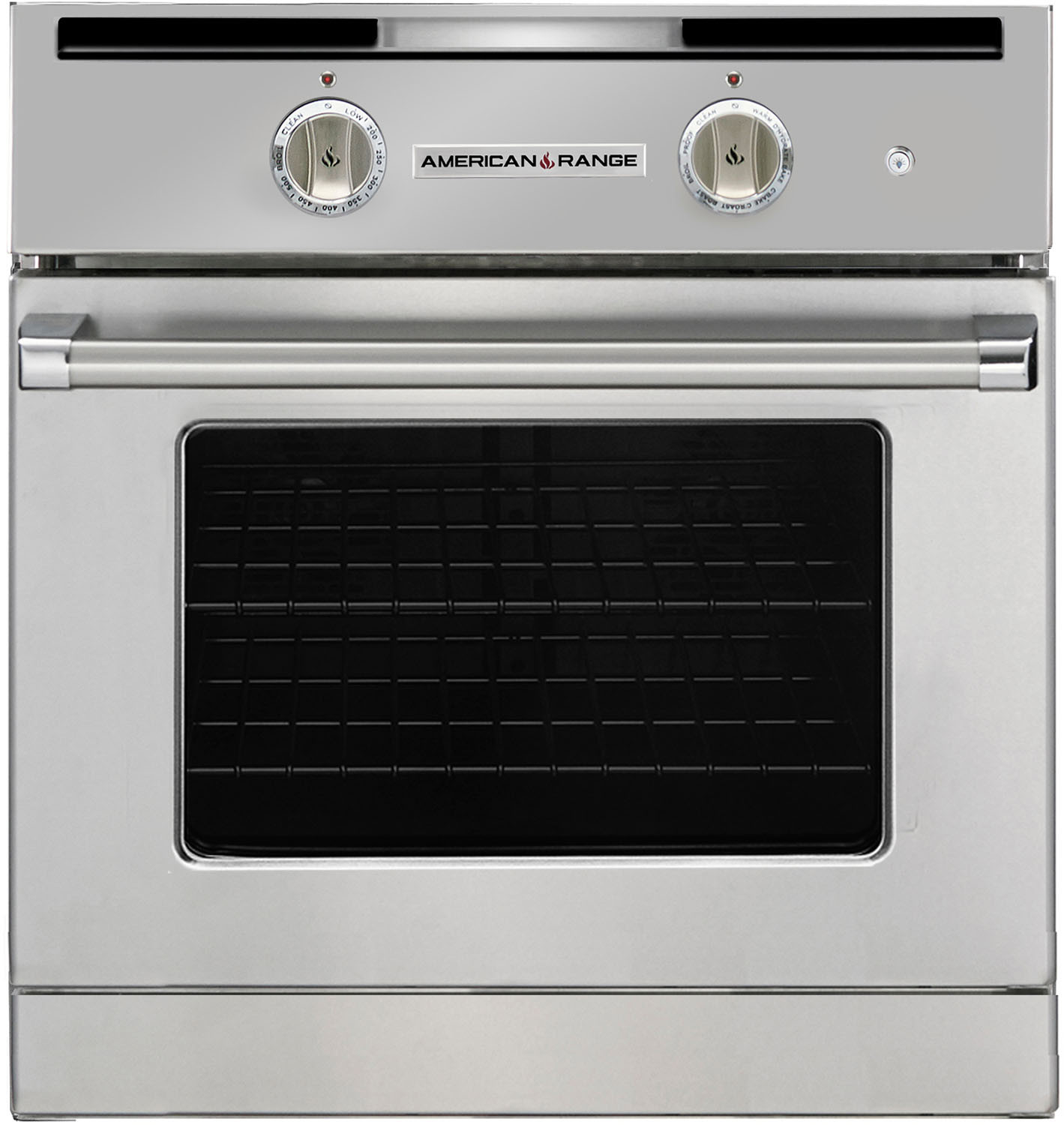 American Range Legacy Series 30 Inch Single Chef Door Gas Wall Oven