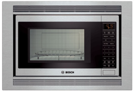 Bosch Hmb8050 1 5 Cu Ft Built In Microwave With 1 000