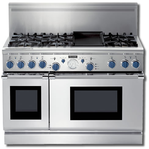 Thermador Pg486gebs 48 Inch Pro Style All Gas Range With 6