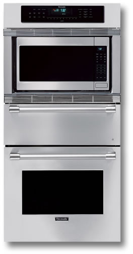 Inch Combination Flat Front Wall Oven