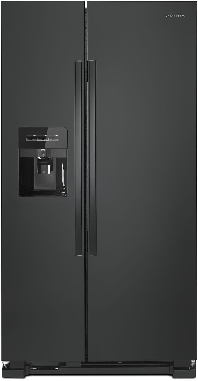 Side By Side Refrigerators  Black 857f6deb4c3e