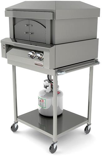 Image of Alfresco Pizza Oven AXEPZACART