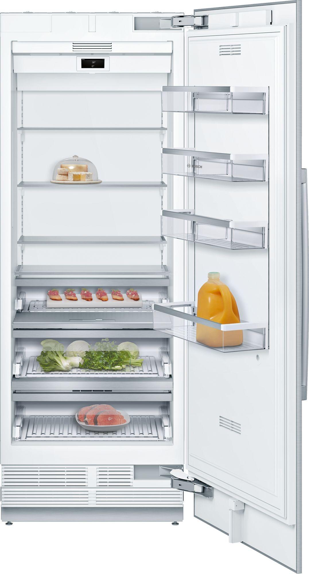 Bosch 30 Inch Built-In Panel-Ready Single Door Refrigerator