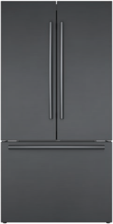 Bosch 800 Series 36 Inch Smart Counter Depth French Door Refrigerator