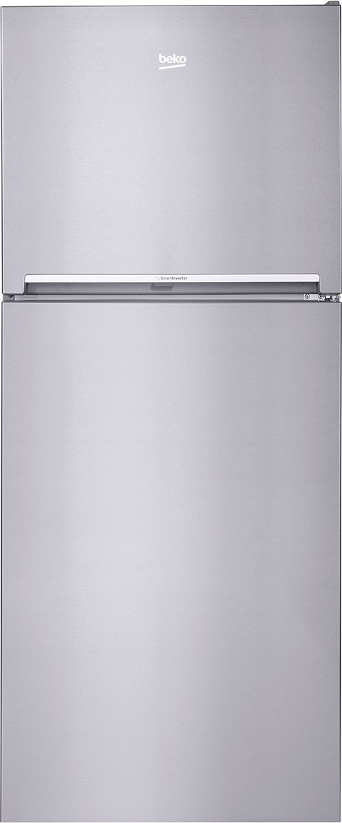 Image of Beko 28 Inch 13.53 Cu. Ft. Counter Depth Top Freezer Refrigerator BFTF2716SS