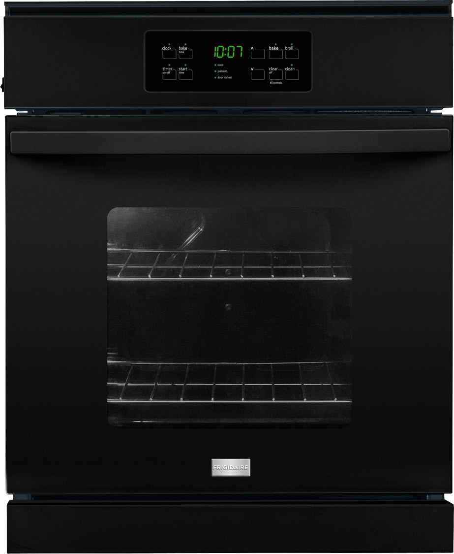 Frigidaire Ffew2425qb 24 Inch Single Electric Wall Oven With 3