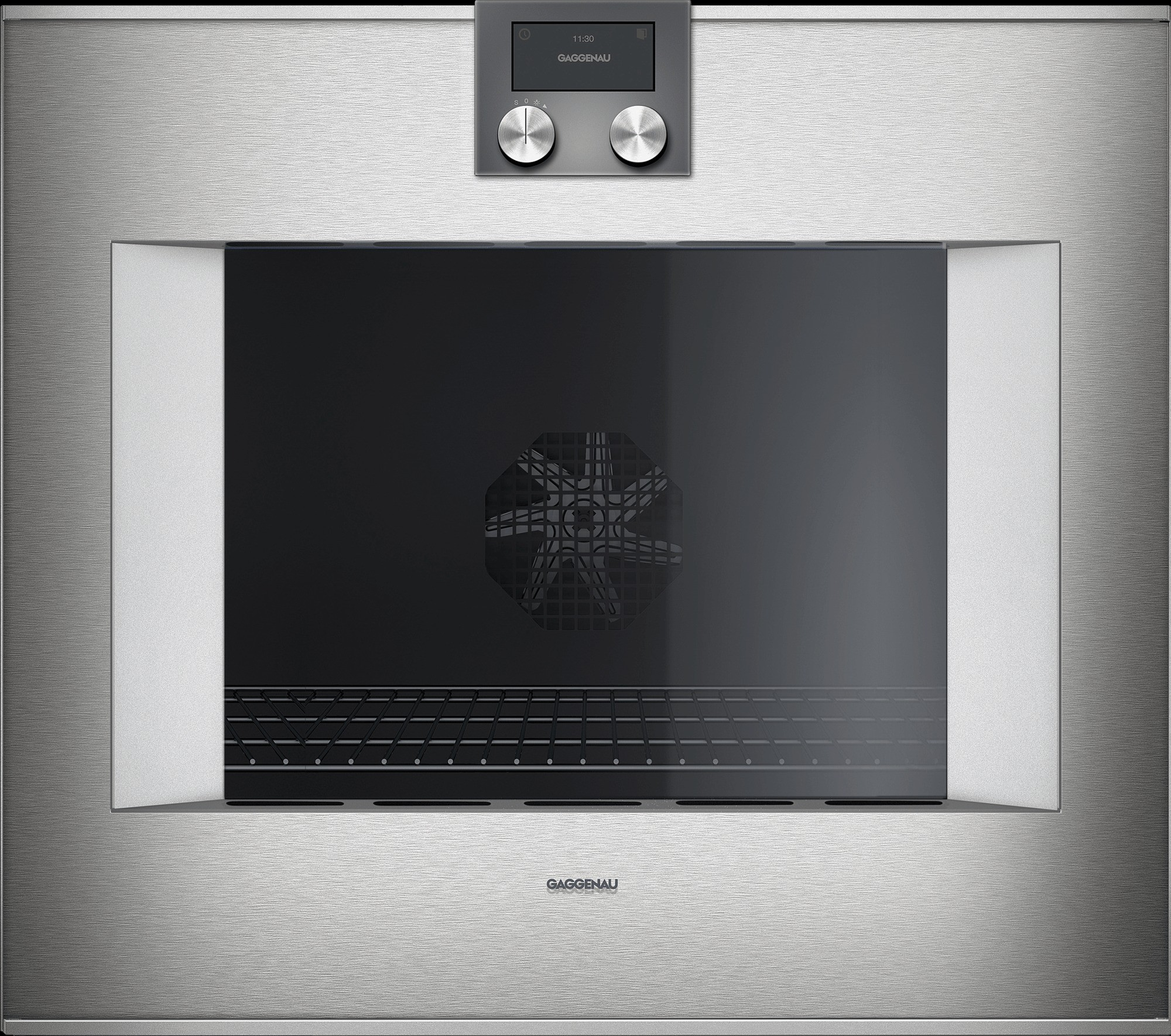 Gaggenau Bo480613 30 Inch Smart Electric Wall Oven With Home Connect Wifi Handleless Door Automatic Door Pyrolytic Self Cleaning Tft Touch Display Convection Oven Core Temperature Probe Halogen Lighting And Universal Heating