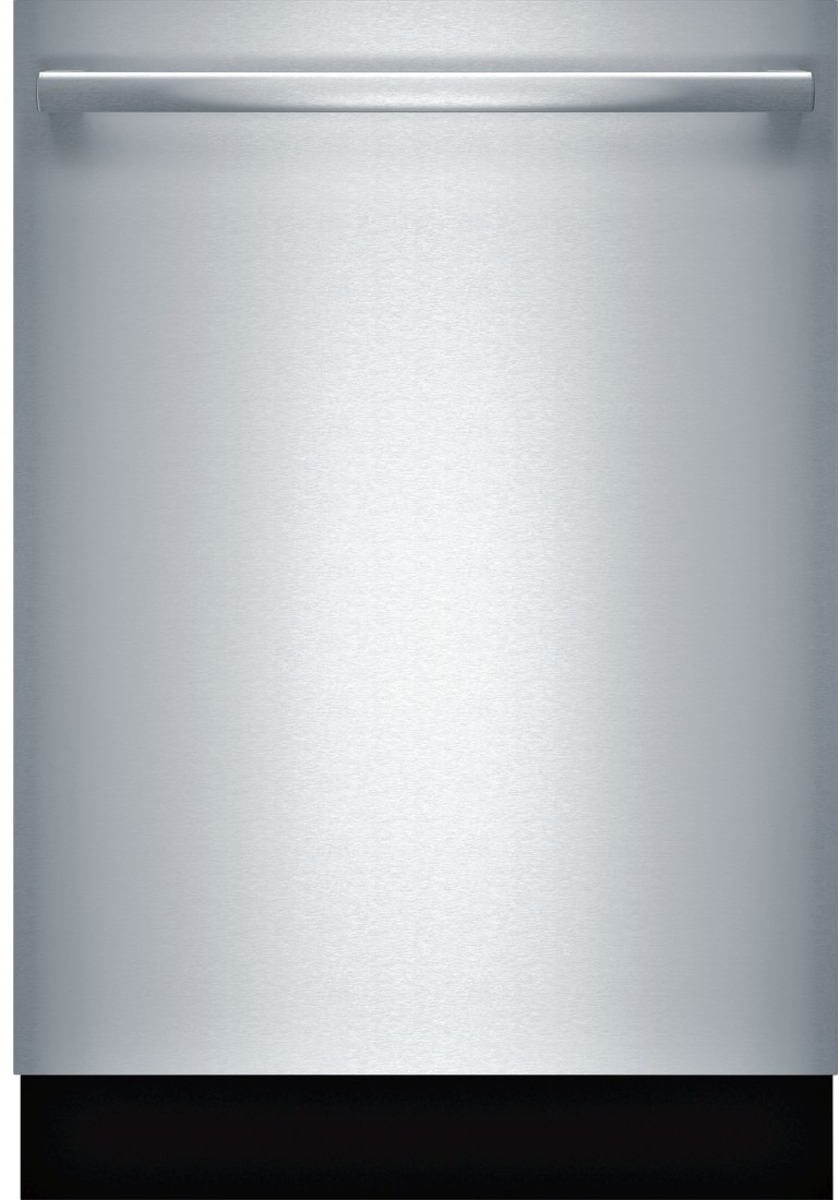 Bosch SHXM78W56N 800 Series 24 Built In Fully Integrated Dishwasher with 6 Wash Cycles in Black