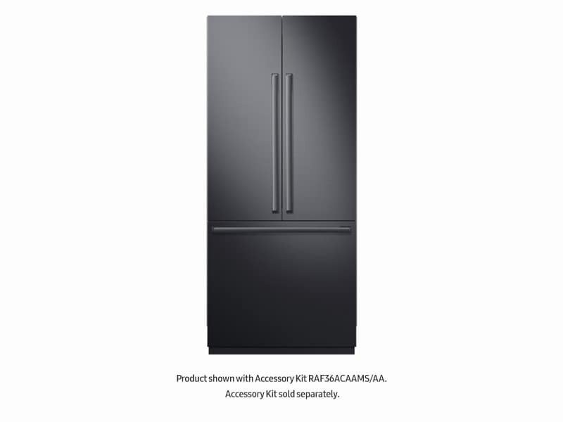 Samsung Chef Collection 36 Inch Smart Built-In French Door Refrigerator