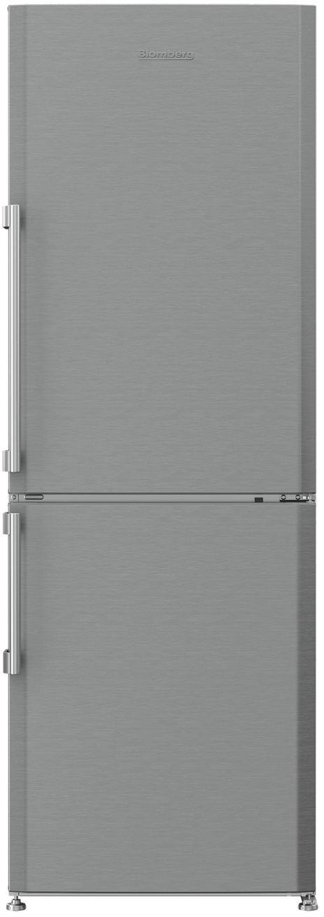 Blomberg 24 Inch Freestanding Counter Depth Bottom Mount Refrigerator