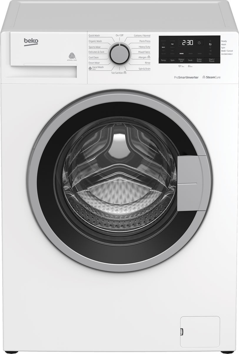 Image of Beko Front Load Washer BWM7200X