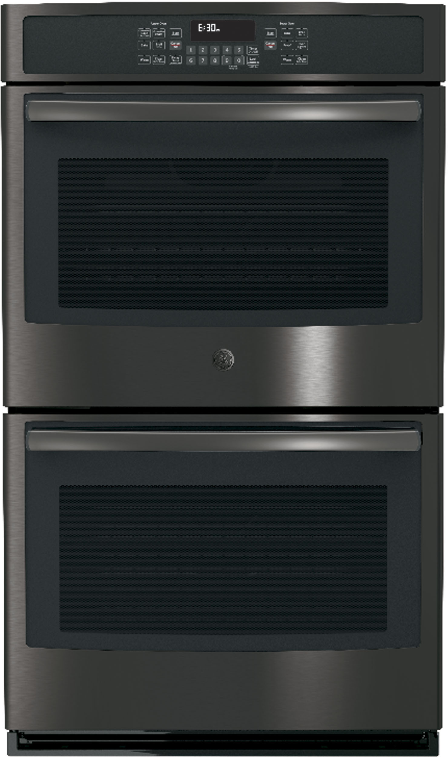 Ge Jt5500blts 30 Inch Electric Double Wall Oven With True