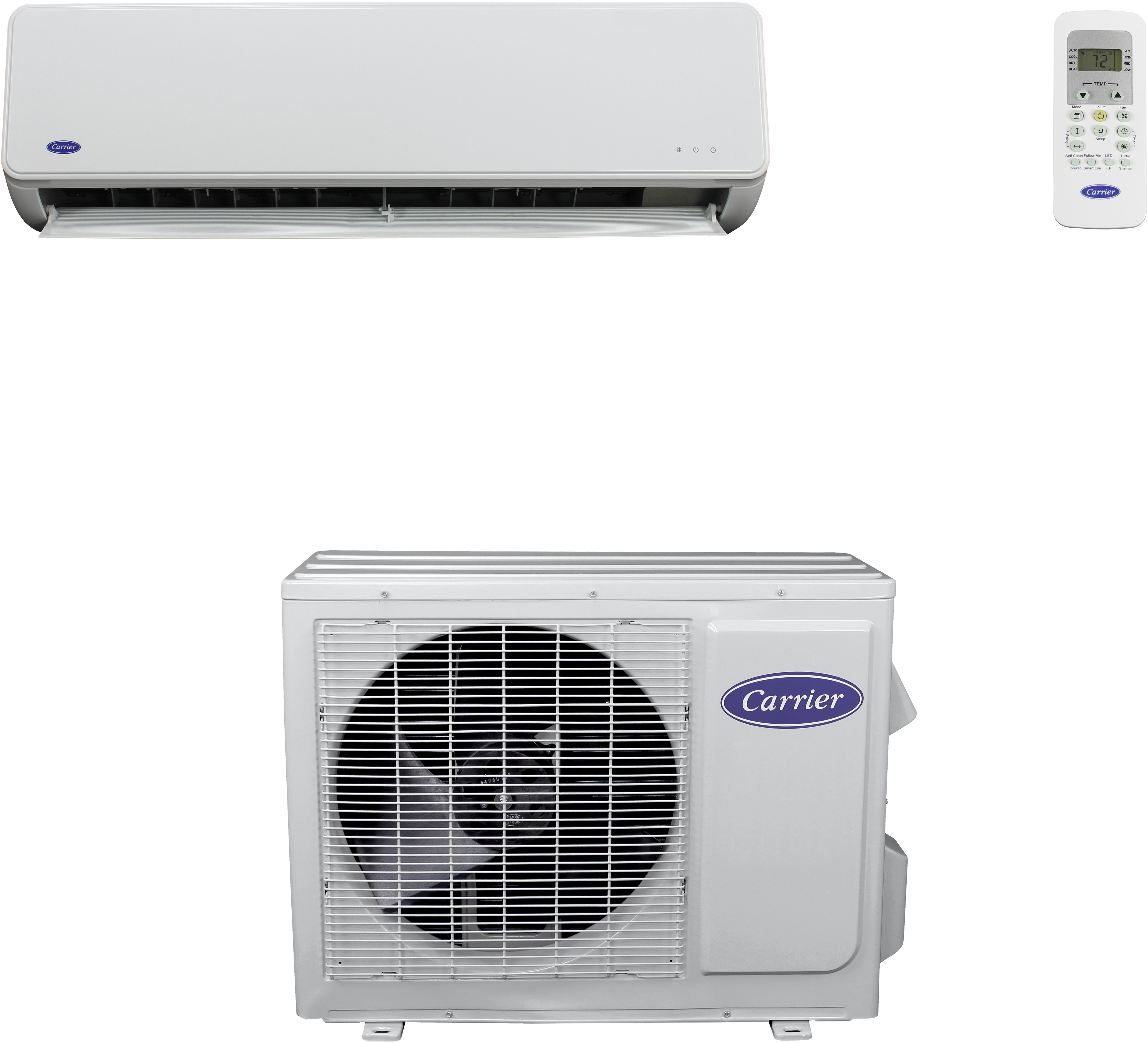 mini split 115 volts air conditioners
