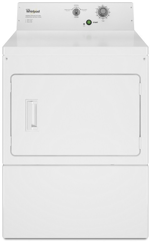 Whirlpool Commercial Laundry Cgm2795fq