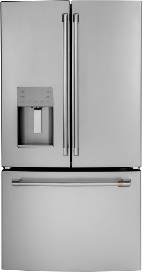 Cafe 36 Inch Smart French Door Refrigerator