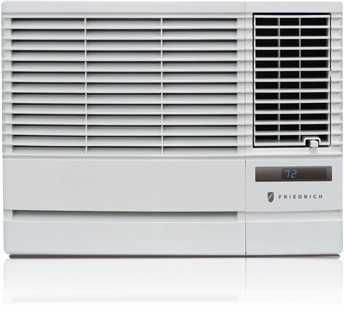 Friedrich Chill 10,000 BTU Window / Wall Air Conditioner CP10G10B