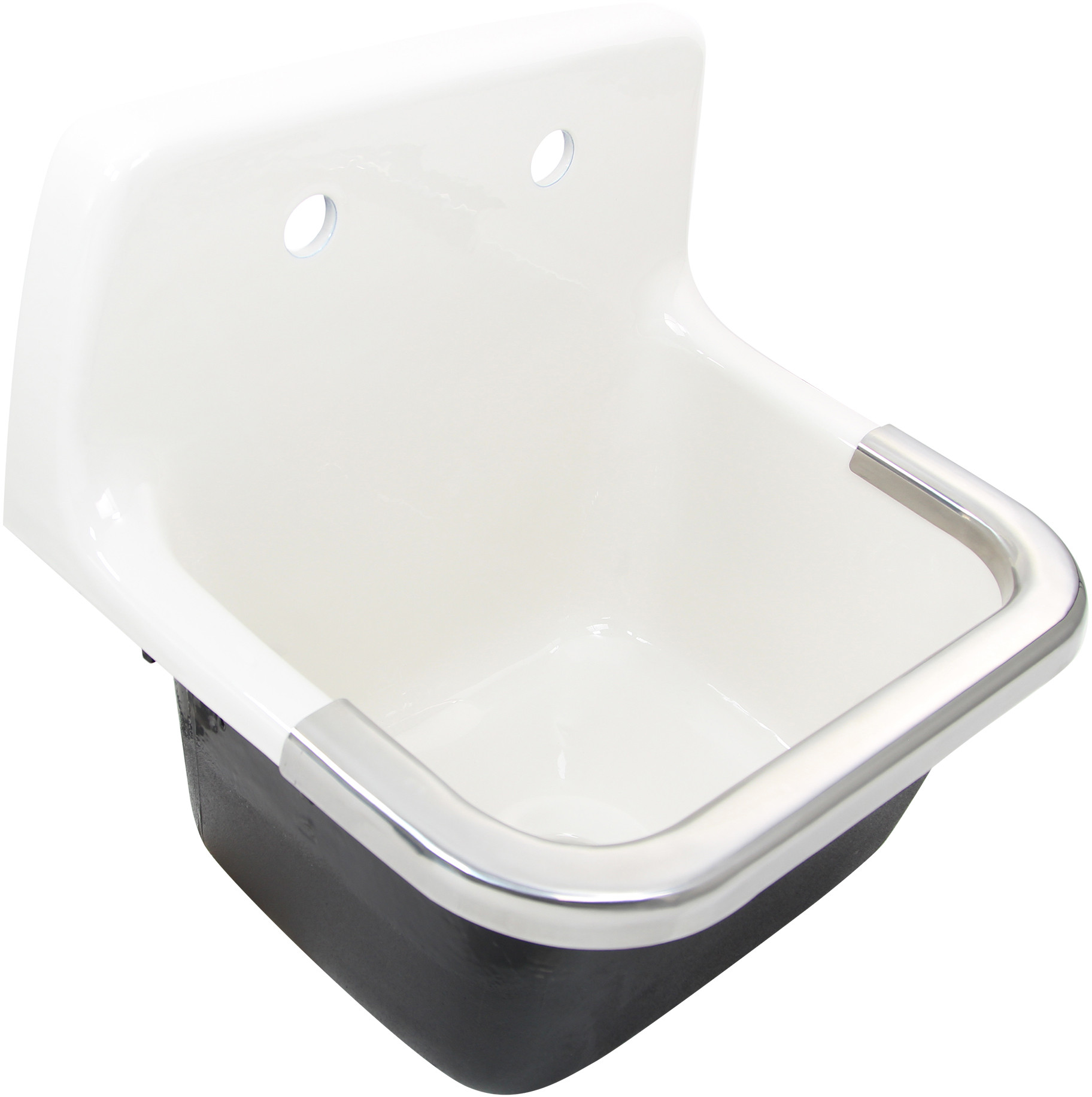 Utility Sink.Nantucket Sinks Anchor Collection Ci2218w