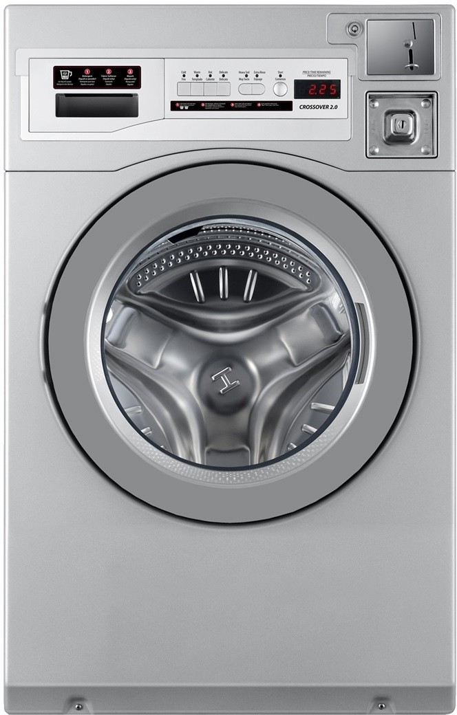 Image of Crossover Crossover 2.0 3.5 Cu. Ft. Front Load Washer WHLFP817DC
