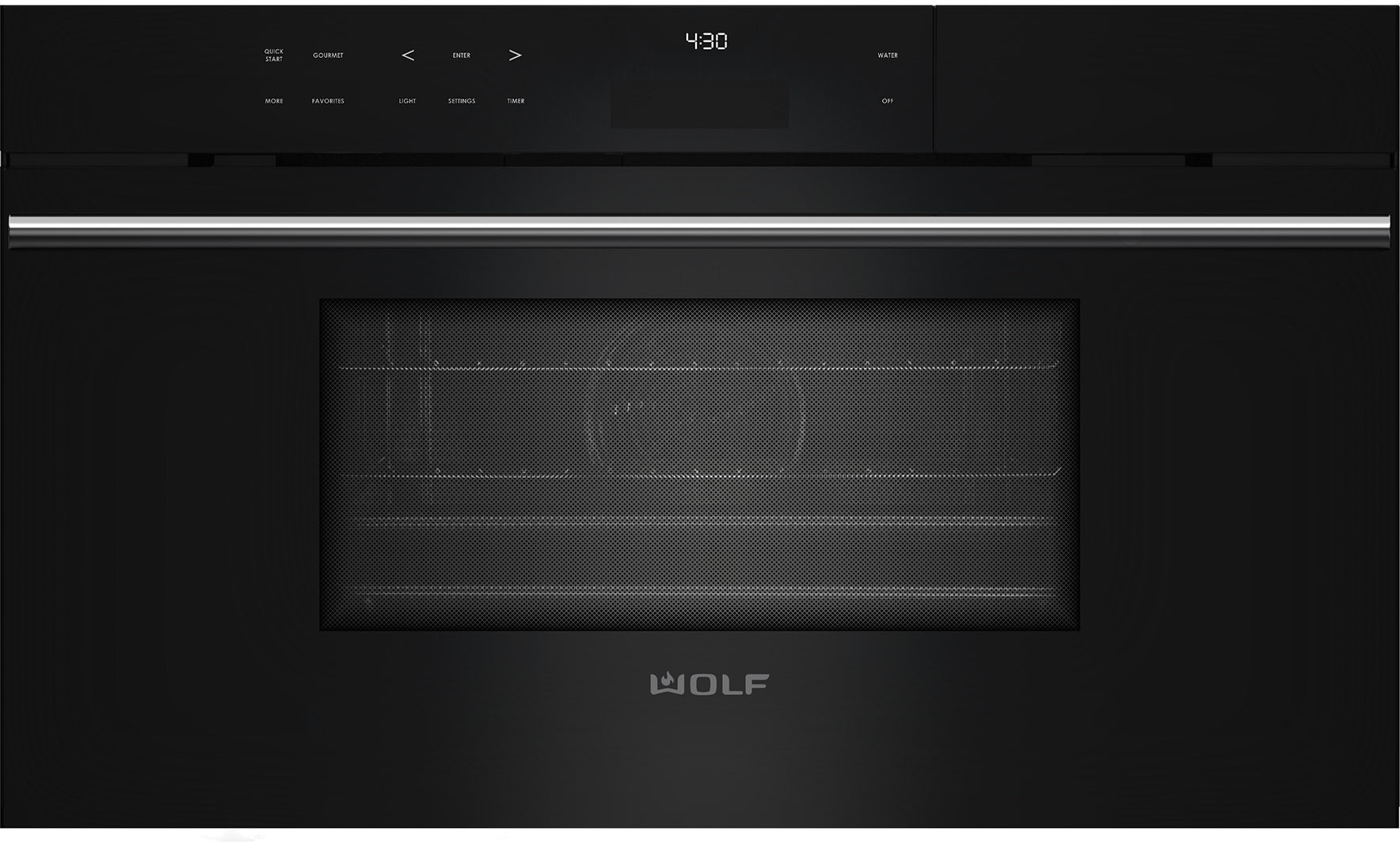 Wolf Cso30cmbth 30 Inch Steam Oven With 1 8 Cu Ft