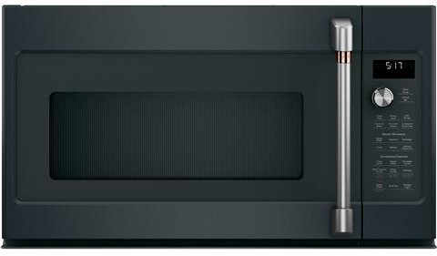 Cafe 1 7 Cu Ft Over The Range Convection Microwave Oven