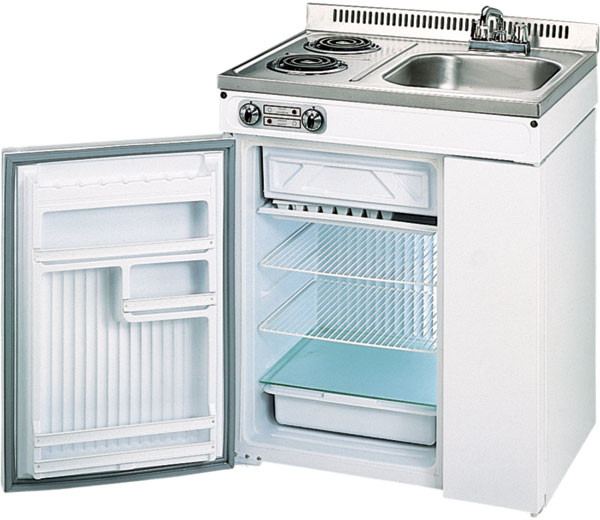 Danby D2000w Compact Kitchen Complete