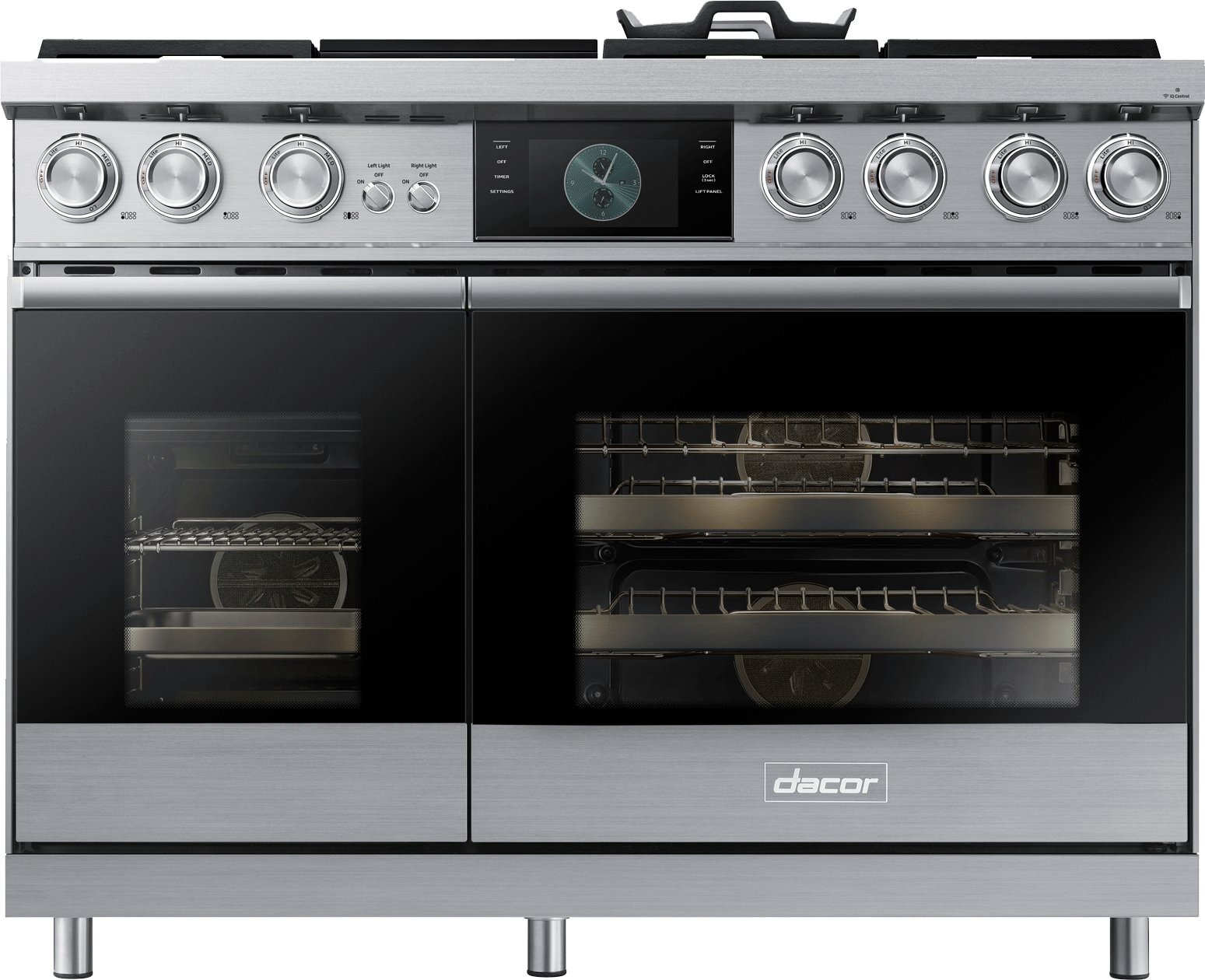 Dacor Dop48m96dls 48 Inch Freestanding Dual Fuel Range With Real Wall Oven Wiring Diagram Image Disclaimer
