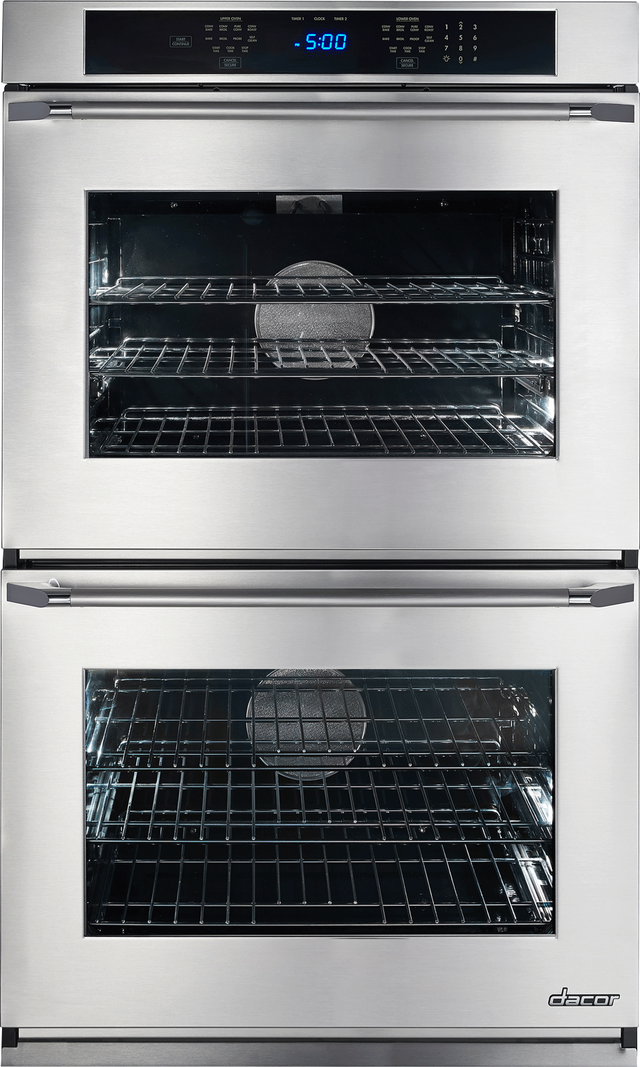 Dacor Rno227c 27 Inch Double Electric Wall Oven With 4 5 Cu Ft