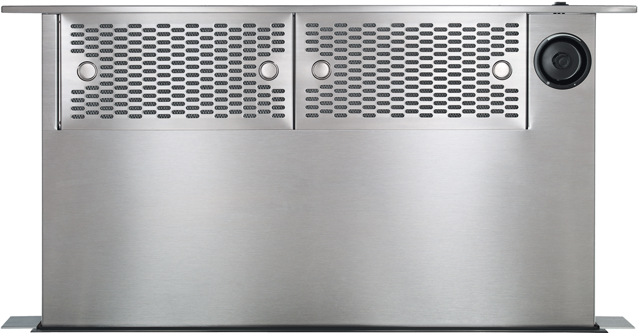 Dacor Erv36er 36 Inch Raised Vent With Blower Options Of 1000 Or Wall Oven Wiring Diagram 600 Cfms Infinite Speed Control And Removeable Filter