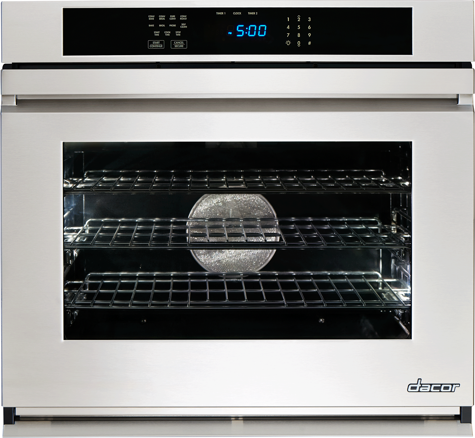 Dacor Rno127fs 27 Inch Single Electric Wall Oven With 4 5