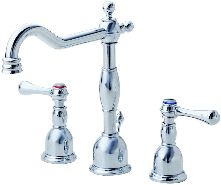 D304157 Double Handle Bathroom Faucet