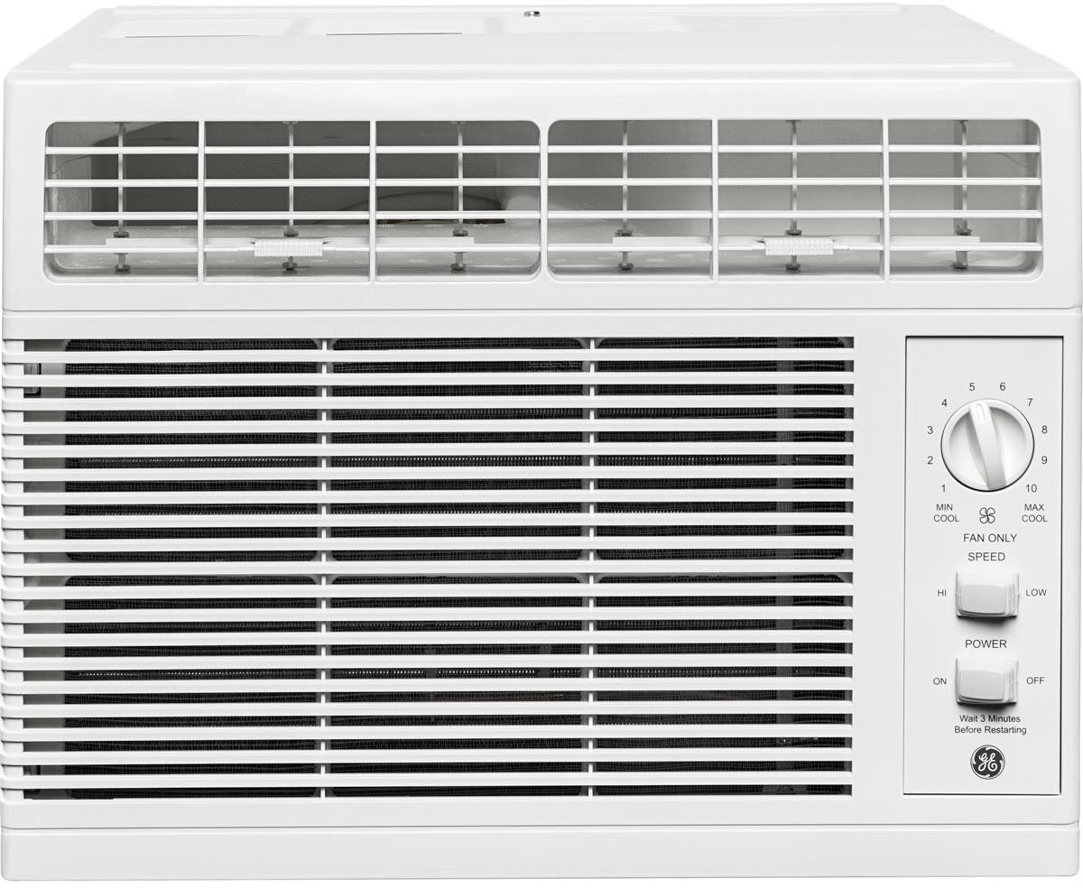 GE 5,000 BTU Window Air Conditioner AHU05LY