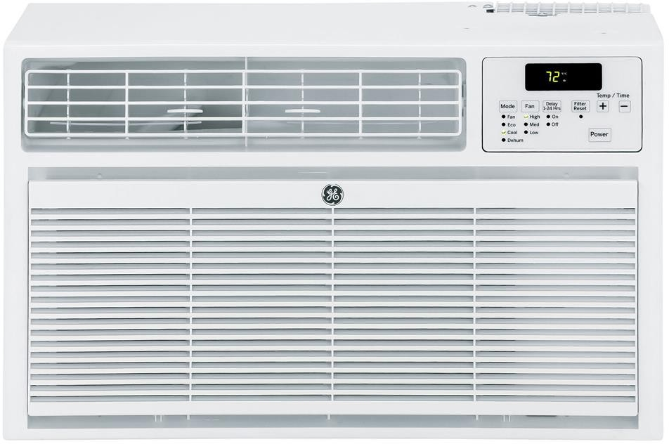 GE 8,000 BTU Wall Air Conditioner AKCQ08ACA