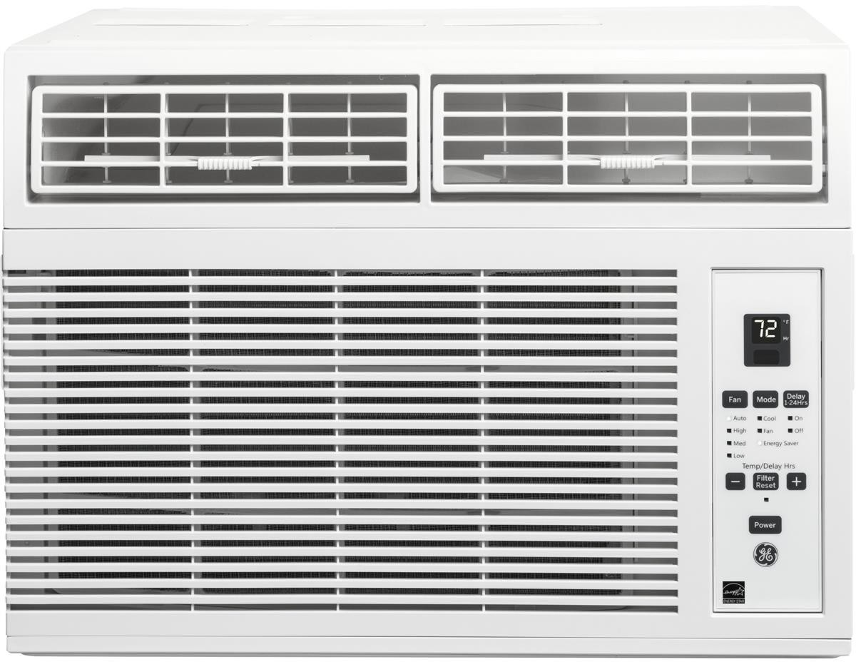 GE 8,000 BTU Window Air Conditioner AHM08LY