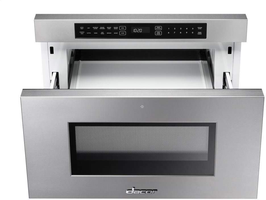 Dacor Dmr30m977ws 30 Inch Microwave Drawer With Sensor