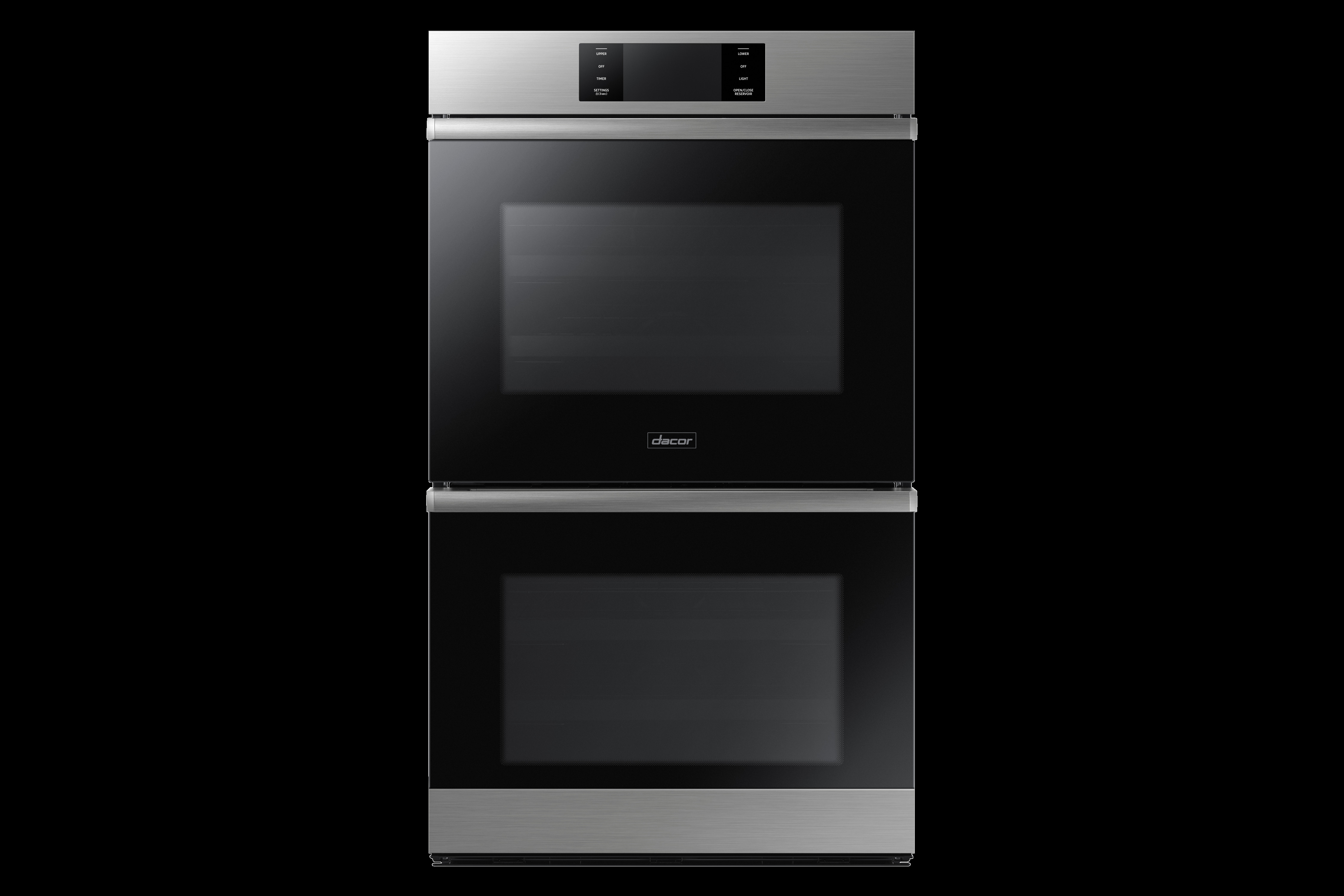 Dacor Dob30m977ds 30 Inch Electric Double Wall Oven With Four Part Wiring Diagram Image Disclaimer