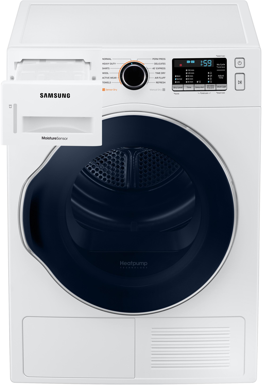 Samsung 24 Inch Ventless Electric Heat Pump Dryer