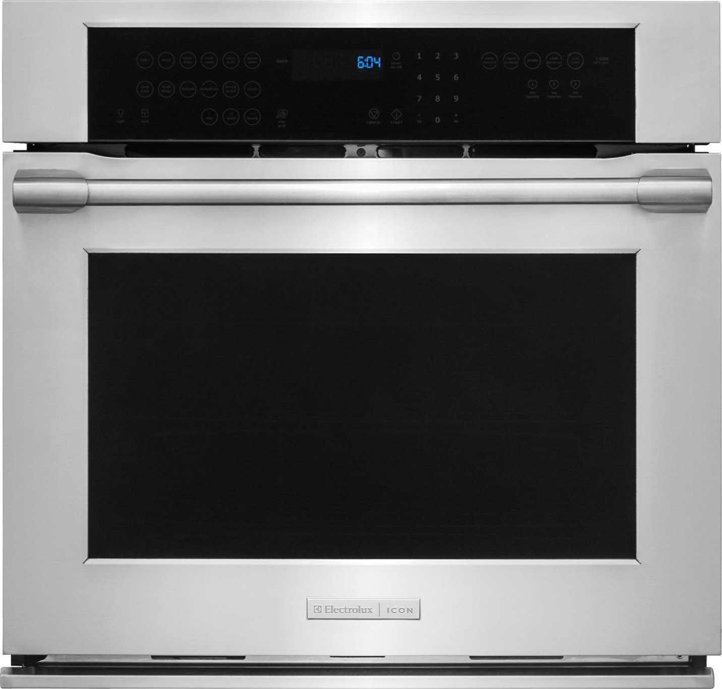 electrolux e30ew75pps 30 inch single electric wall oven with 4 8 cu GE Oven Wiring Diagram electrolux icon professional
