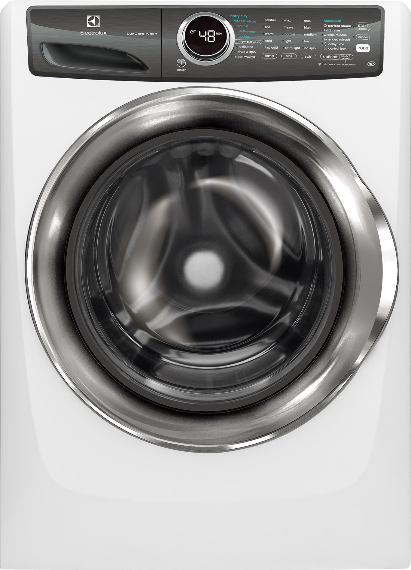 Electrolux 27 Inch Front Load Washer