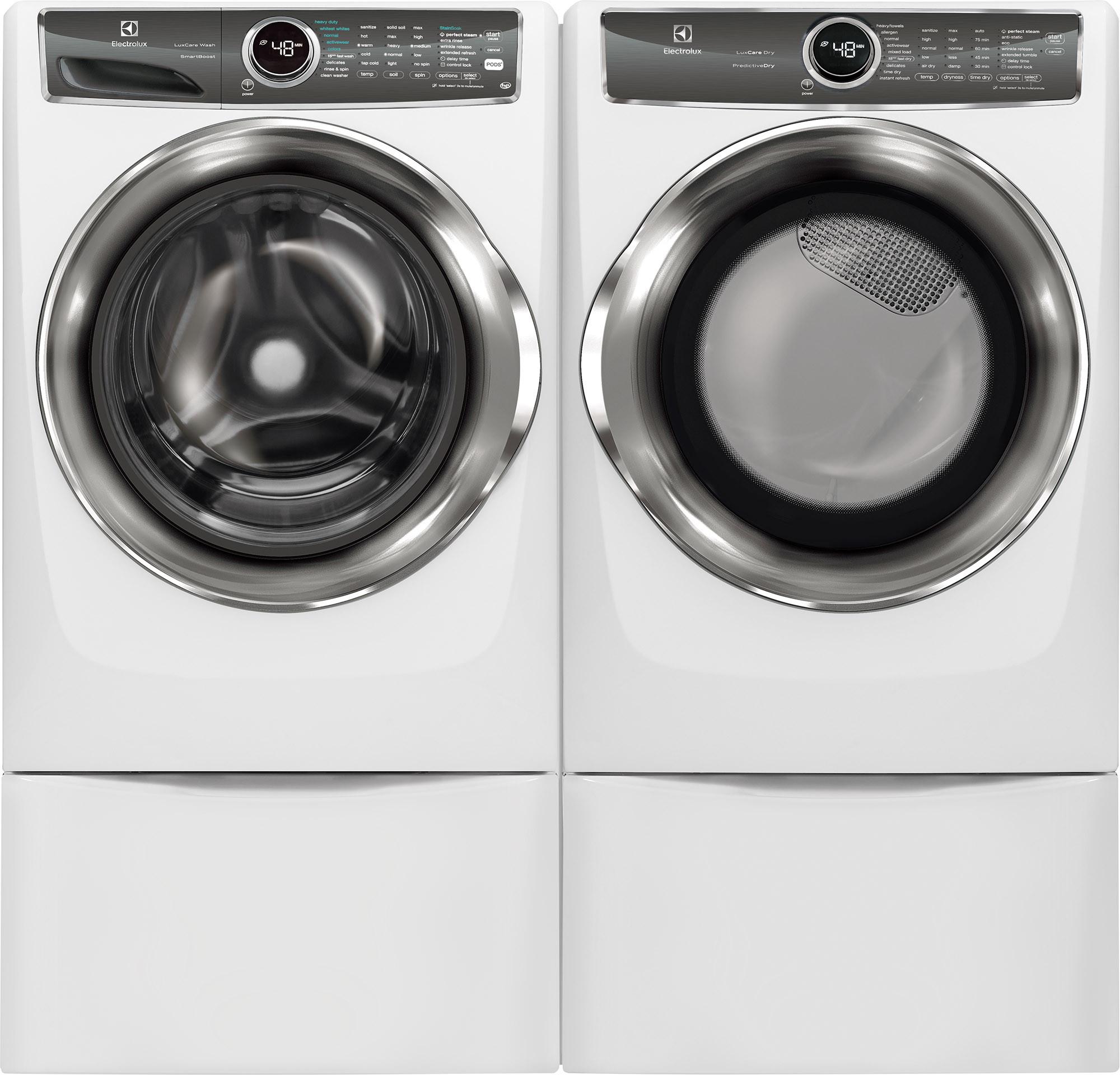 Electrolux Washer Dryer Sets