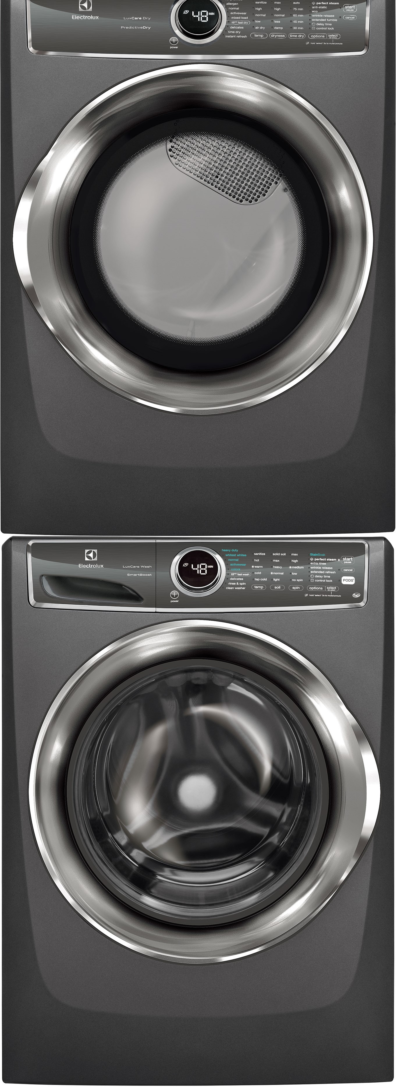 washer and com thelazercast dryer x pedestals pedestal kenmore electrolux