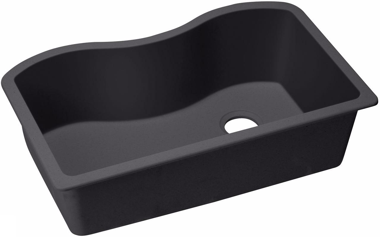 E Granite Kitchen Sinks Black Sinks