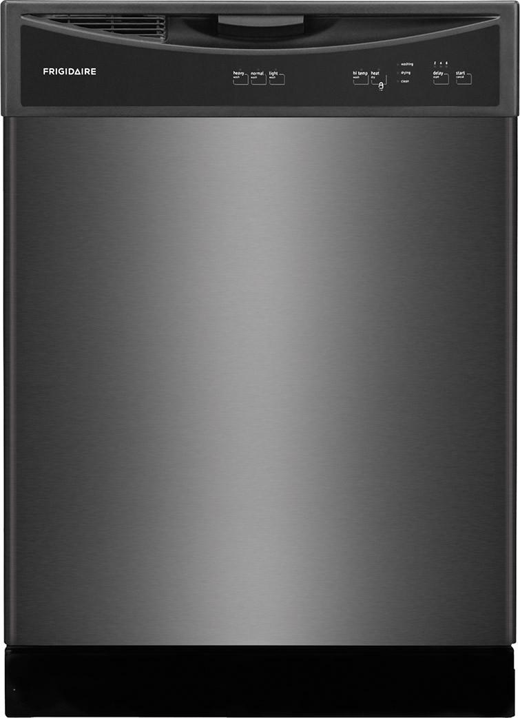 Frigidaire FFBD2406NB 24 Black Full Console Dishwasher